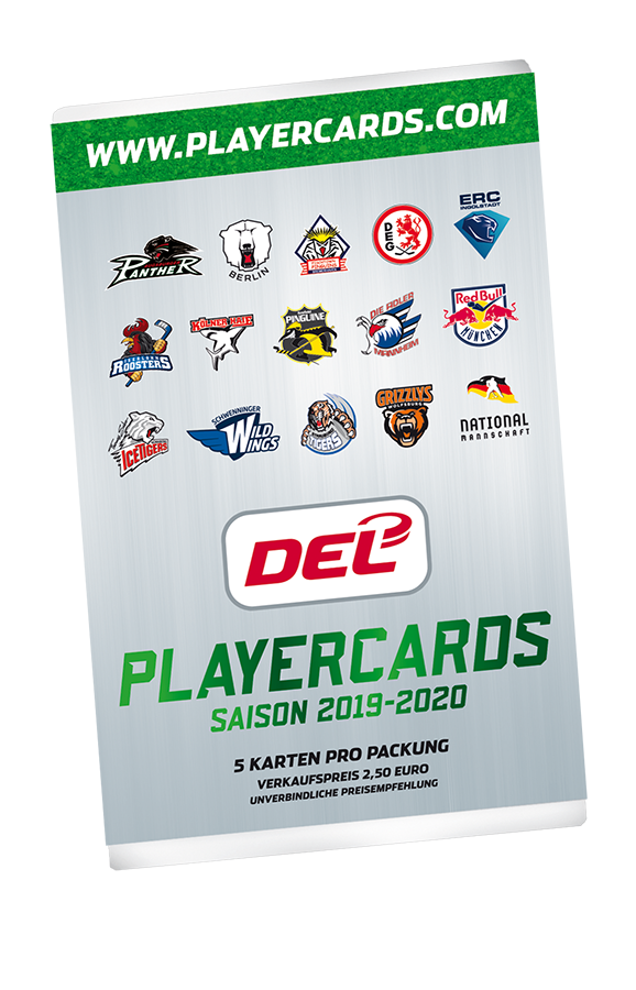 Playercards DEL 2019-2020