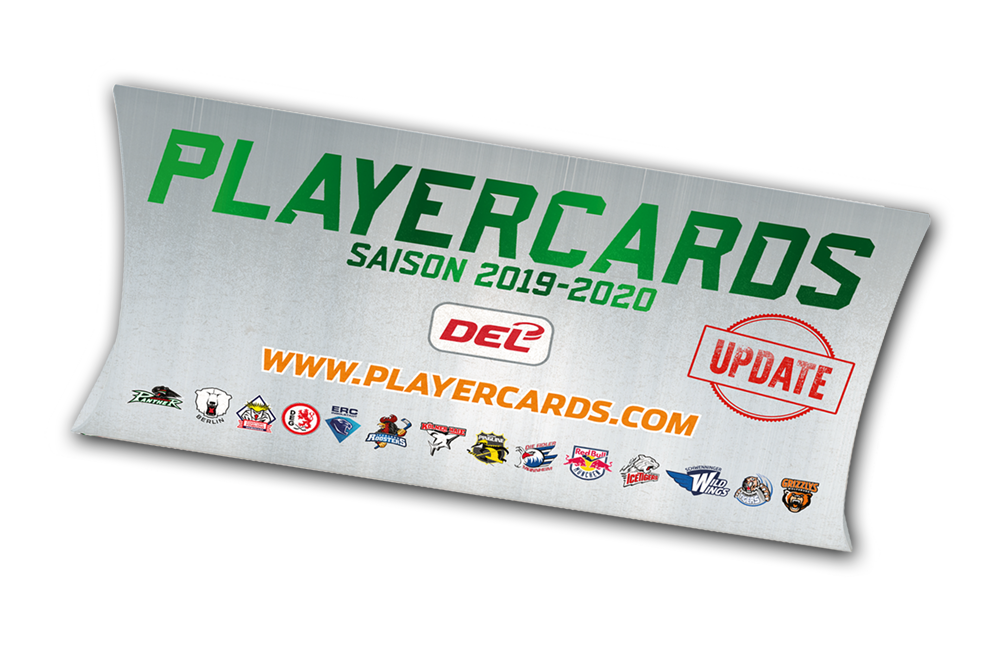 DEL Playercards Box - UPDATE - 2019/2020