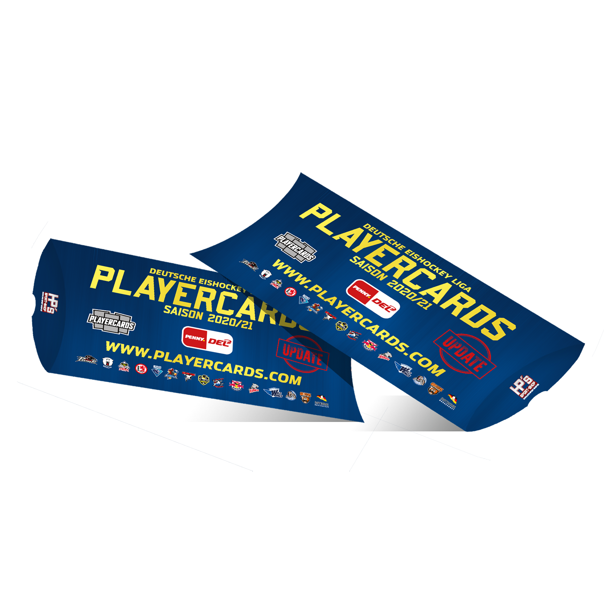DEL Playercards Update Set  2020/21